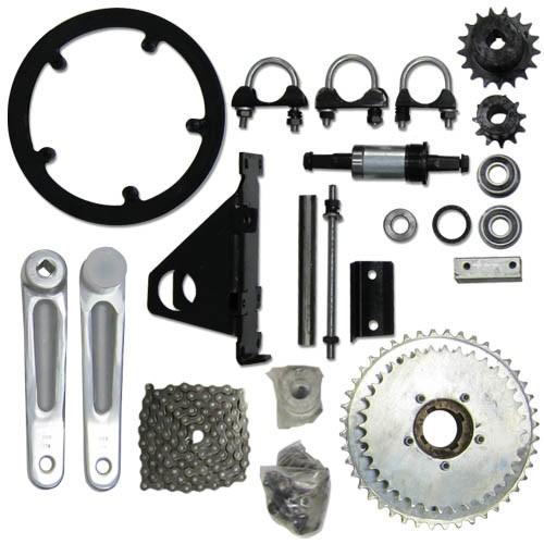 Motorized Bicycle Conversion Kit
