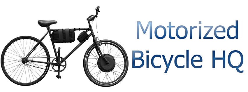 California electric bicycle laws for Motorized bicycle california law