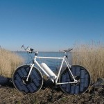 Solar Powered Electric Bicycle