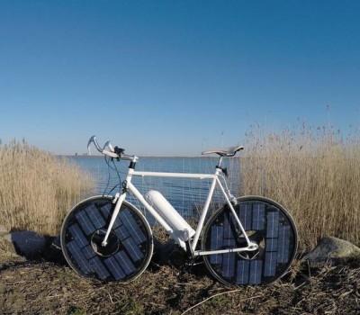 The Solar Bike